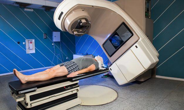 Radiothérapie externe comme traitement du cancer de la prostate