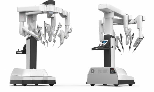 Le Robot DA VINCI XI