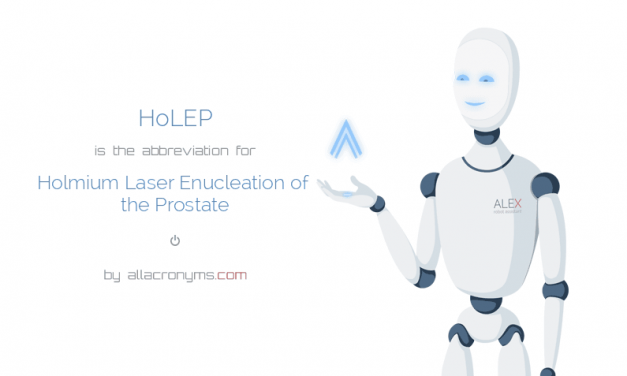 HOLEP : Le Gold Standard du Taitement Chirugical de l'adénome de la Prostate au 21ème siècle