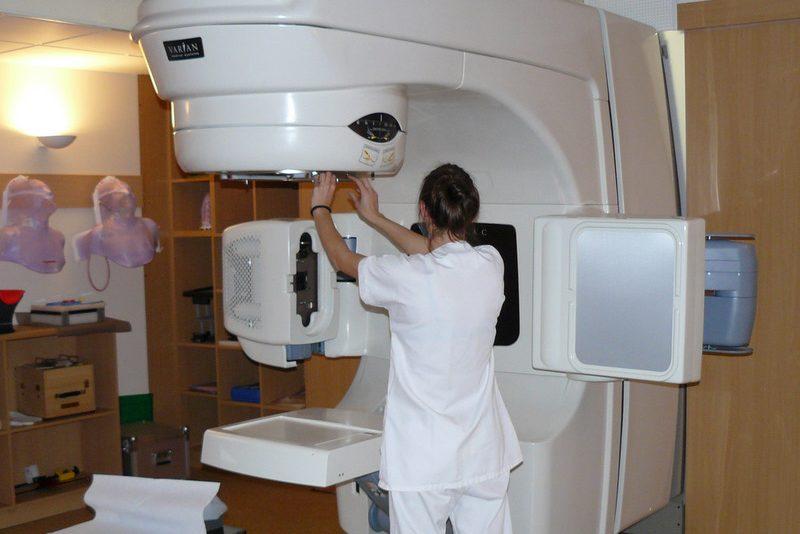 La radiothérapie dans le cancer de la vessie.